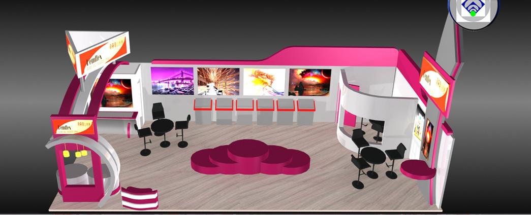 Exhibition Stall Designer Mumbai India